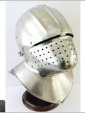 Helmet 21 - 15th Century Italian Style Closed Helmet