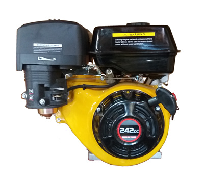"8HP Masalta Loncin Engine - 1"" Keyway"