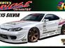 Aoshima 1/24 S15 Nissan Silvia Vertex Ridge
