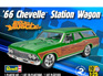 Revell 1/25 1966 Chevelle Station Wagon