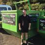 9m Green Waste Skip