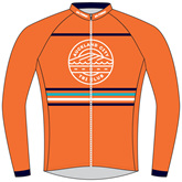 Auckland City Tri Club Cycling Jacket