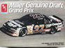 AMT 1/25 Rusty Wallace Miller Genuine Draft Pontiac