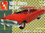 AMT 1/25 1962 Chevy Bel Air