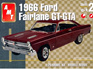 AMT 1/25 1966 Ford Fairlane GT-GTA