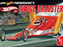 AMT 1/25 Don Prudhomme Wedge Dragster