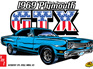 AMT 1/25 Dirty Donny 69 Plymouth