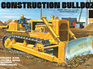 AMT 1/25 Construction Bulldozer