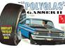 AMT 1/25 62 Pontiac Catalina 'Polyglas Gasser II'