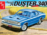 AMT 1/25 1971 PLYMOUTH DUSTER 340