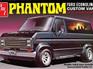 "AMT 1/25 1976 Ford Custom Van ""Phantom"""