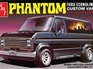 "AMT 1/25 1976 Ford Custom Van ""Phantom"""