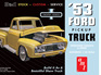 AMT 1/25 53 Ford Pickup 3n1