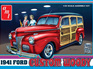 AMT 1/25 41 Ford Custom Woody