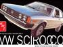 AMT 1/25 1978 Volkswagen Scirocco