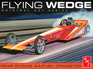 AMT 1/25 Flying Wedge Dragster