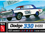 AMT 1/25 Color Me Gone 1964 Dodge 330 Superstock