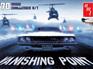 AMT 1/25 Vanishing Point 1970 Dodge Challenger R/T