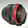 AS6-14-35PN  Autosport 37 way RED