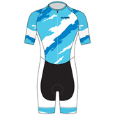 Auckland Centre AERO Speedsuit - Short Sleeve