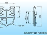 Baycast 225 Floodgate