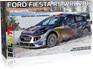 Belkits 1/24 Ford Fiesta RS WRC - Rallye Automobile de Monte-Carlo 2017