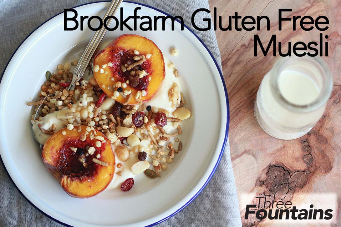 Brookfarm Gluten Free Muesli