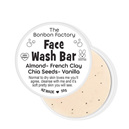 Bonbon Face Wash Bar Almond and Vanilla Clay