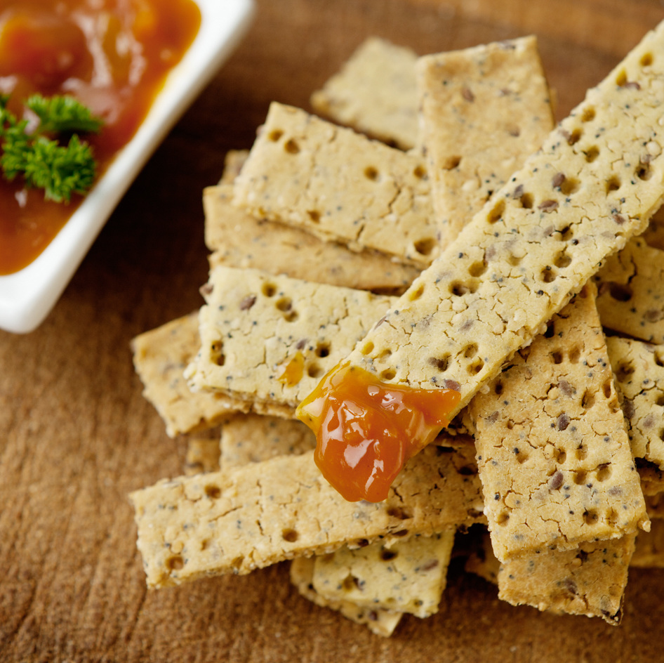corn snackers for dips