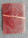 Journal 11 - Journal with Pentagram