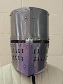 """Helmet 7 - 13th Century """"Maciejowski"""" Helmet"""