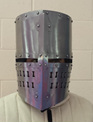"""Helmet 8 - 13th Century """"Maciejowski"""" Helmet"""
