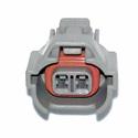 C2S-101G Subaru injector connector top keyway
