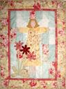 CP03849   Garden Angel & Daisies