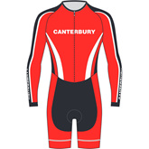Canterbury Cycling Speedsuit - Long Sleeve