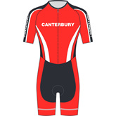 Canterbury Cycling AERO Speedsuit - Short Sleeve