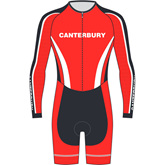 Canterbury Cycling AERO Speedsuit - Long Sleeve