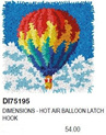 DI75195  Hot Air Balloon