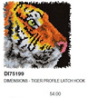 DI75199  Tiger Profile