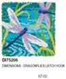 DI75206  Dragonflies