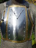 "Plate 5 - 14th Century ""Churburg"" Breastplate"