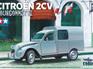 Tamiya/Ebbro 1/24 Citroen 2CV Van Fourgonnette