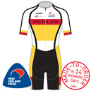 Cycling Southland Speedsuit - Short Sleeved