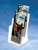 DLE Brochure Holder 2 Pocket 77862
