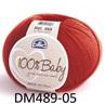 100% Baby Merino Wool - Modern Powdery Tones