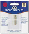 DMF6126.6   DMC Gold Plated Needles