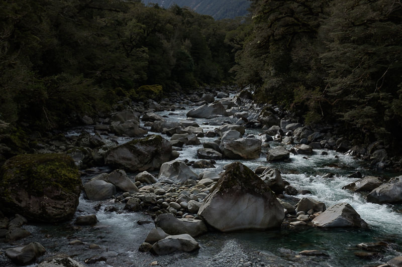 Tutoko River, Milford Road