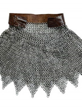 Mail 8 - 14th  - early 15th Century Maille Aventail