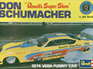 Revell 1/25 Don Schumacher Revell's Super Shoe 1974 Vega FC