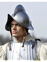 Helmet 25 - 16th Century Spanish Comb Morion Helmet